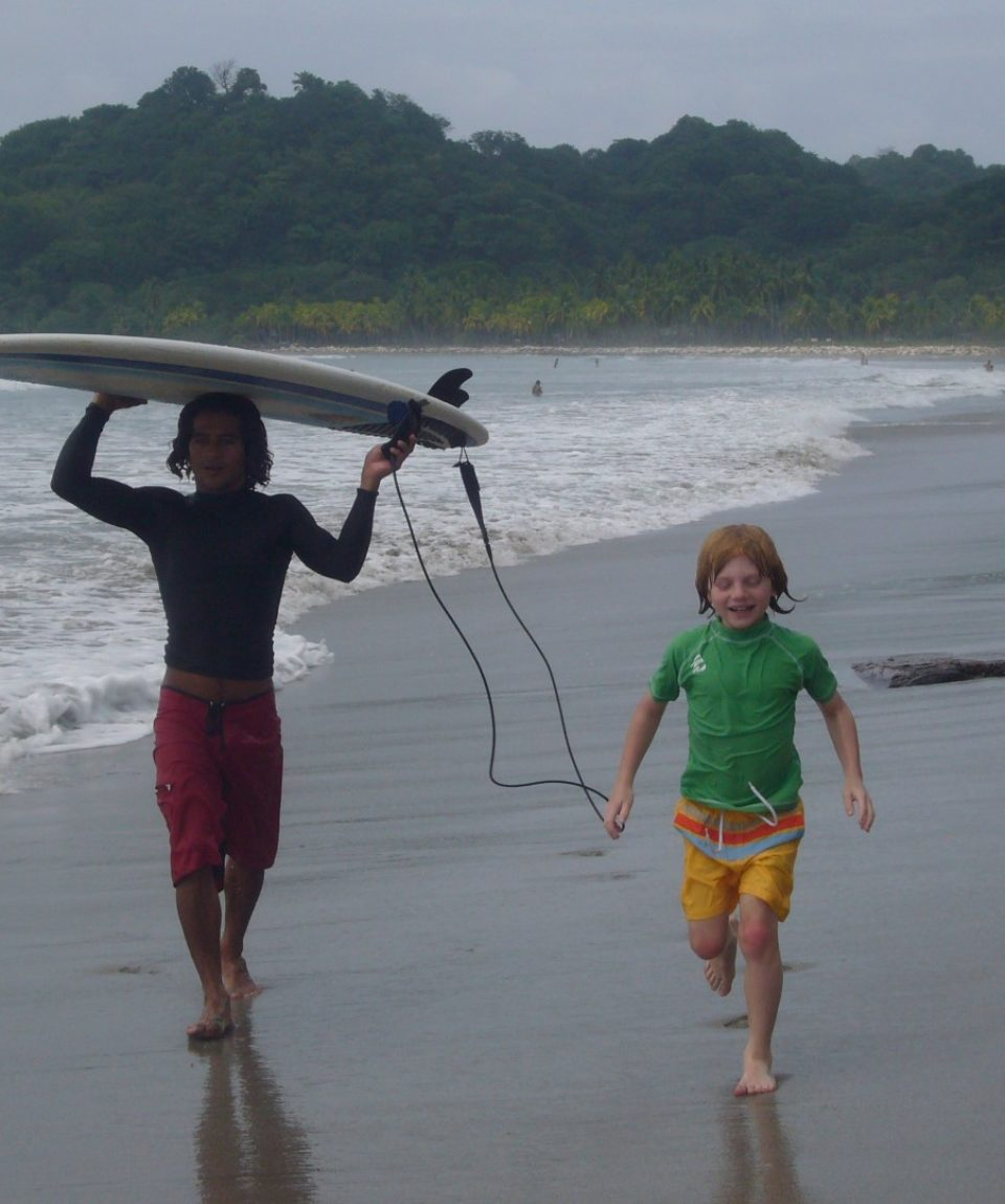 Surfing Family (3)