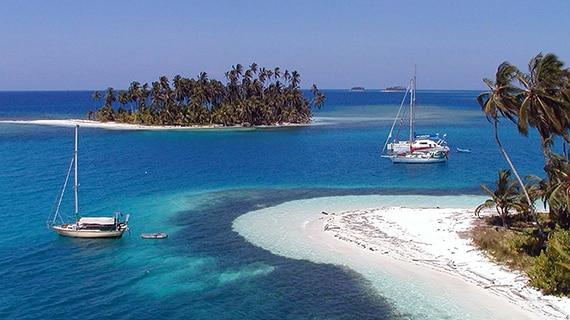 Croisière iles San Blas - Panamá